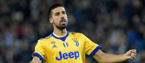 Juventus, Khedira amaro dopo il pareggio contro l'Inter