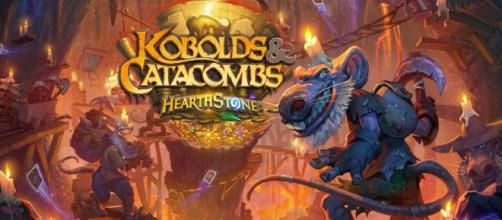 Kobolds and Catacombs promises new and avid players of Hearthstone new and exciting adventures. (Image Credit: GameSpot screencap)