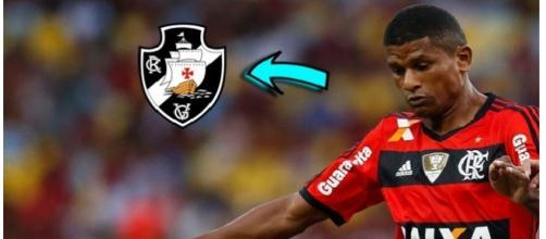 Márcio Araújo - Atleta do Flamengo