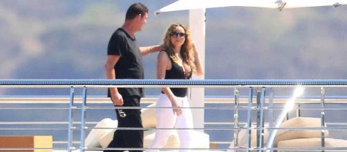 Mariah Carey y su multimillonario novio
