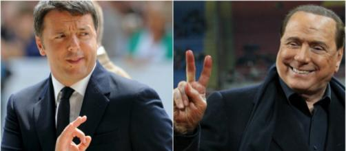 "Renzi: ""Mai con Berlusconi, lui è Mr Spread"""