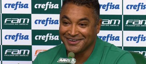 Roger Machado é o novo técnico do Verdão
