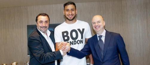 UFFICIALE: Donnarumma firma il rinnovo con il Milan ... - ilbianconero.com