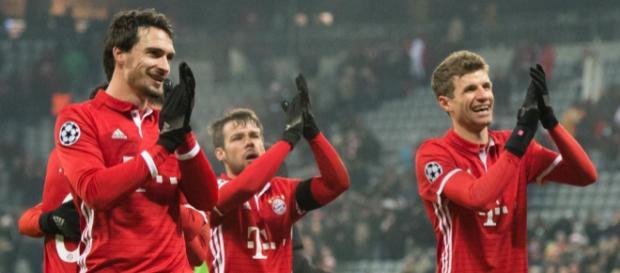 Die besten Achtelfinal-Spiele der Bayern in der Champions League (Quelle:eurosport.de)