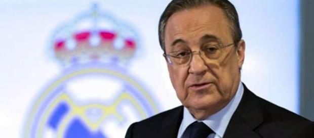 Florentino Pérez anuncia la renovación de un crack del Real Madrid ... - laprensa.hn