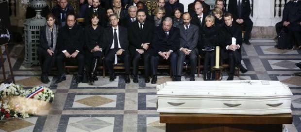 Hommage à Johnny Hallyday : pourquoi Emmanuel Macron n'a pas béni ... - rtl.fr