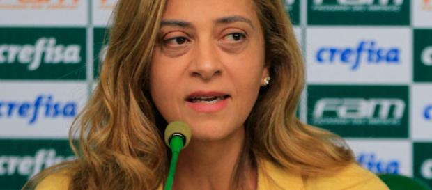 Leila Pereira, presidente da Crefisa.