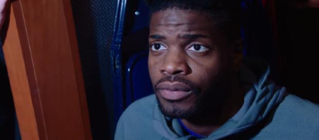 Nerlens Noel said he will miss six weeks after undergoing thumb surgery in Cleveland. – [ESPN / YouTube screencap]