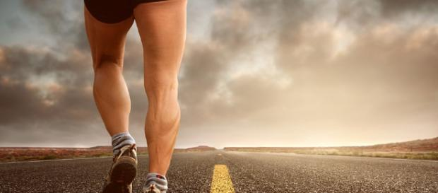 Runners high may be obtained by ardent walkers.( Image via Komposita Pixabay).
