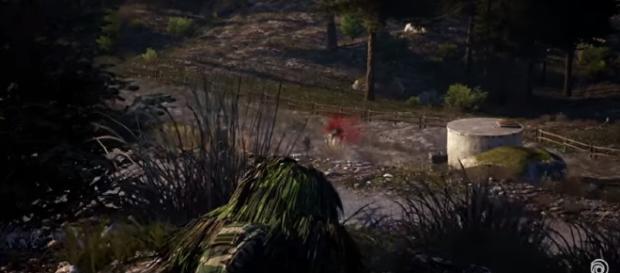 Tom Clancy's Ghost Recon Wildlands: Ghost War Jungle Storm Image Credit: Ubisoft US/youtube.com (screenshot image)