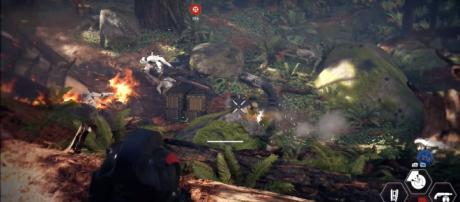 Taking the enemy by surprise in 'Battlefront 2' (theRadBrad/YouTube screencap)