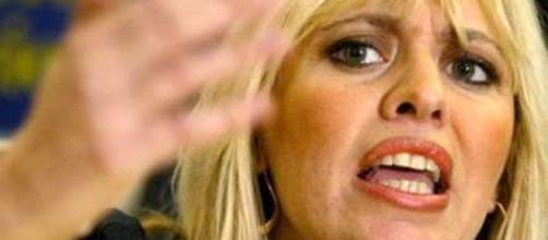 Alessandra Mussolini denuncia la rai