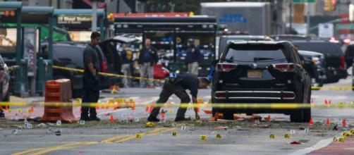 Atentado: La explosión de una bomba en Nueva York causa una ... - elpais.com