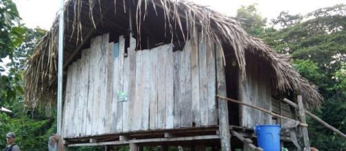 Casa da família onde os crimes aconteceram. (Foto internet)