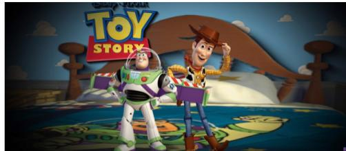 Hidden Easter Eggs in Toy Story (Image via laylo films Youtube screenshot).
