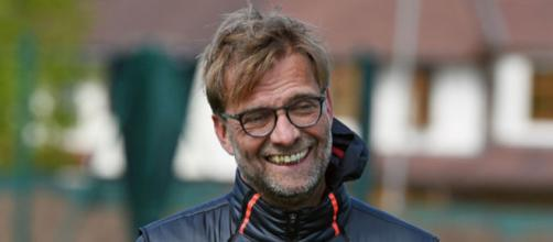 "Jurgen Klopp insists that his regiment will confront a ""strong"" Liga NOS side. pic - atomicsoda.com"