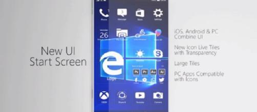 Microsoft Surface Phone leaks: release date and specs. [hardik bagaria / YouTube screencap]