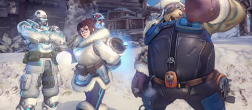 Overwatch Seasonal Event | Winter Wonderland 2017 [Image via PlayOverwatch/YouTube screencap]