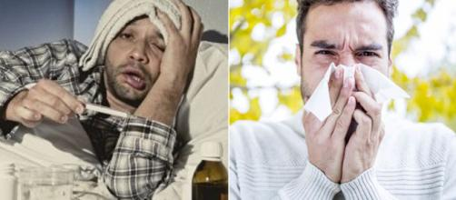 Studies have shown that man flu is a real thing. Image Credit: Blasting News