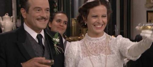 Una Vita anticipazioni 18-23/12: Leandro e Juliana sposi