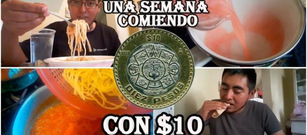"""""""Anarquía 1812"""": Una semana comiendo con 10 pesos."""