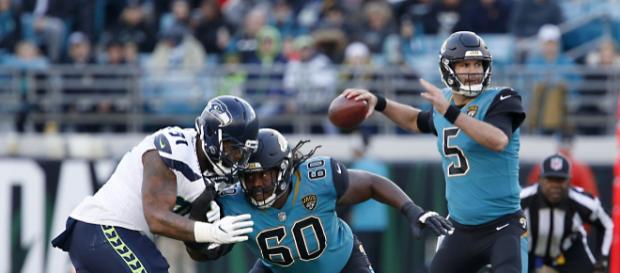 Bortles ha tenido una de sus campañas más sólidas desde que llegó a la NFL. First Coast News.com.