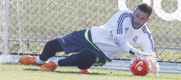 Casilla es pretendido por varios clubes de Europa Foto: cronica.cr