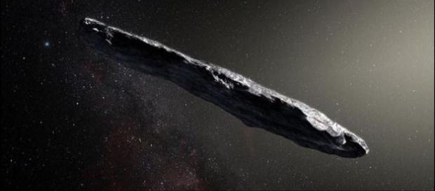 Corpo celeste de fora do nosso sistema solar pode ser nave extraterrestre, dizem cientistas
