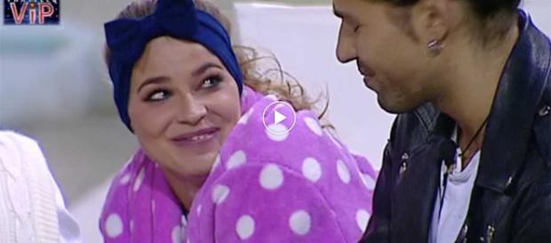 Grande fratello Vip Luca Onestini si dichiara per Ivana, la ... - menchic.it