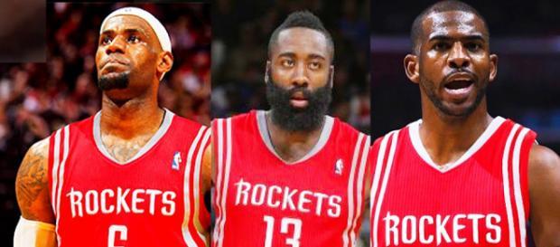 Houston Rockets 2018-19? - (Image credit - YouTube/NBA)