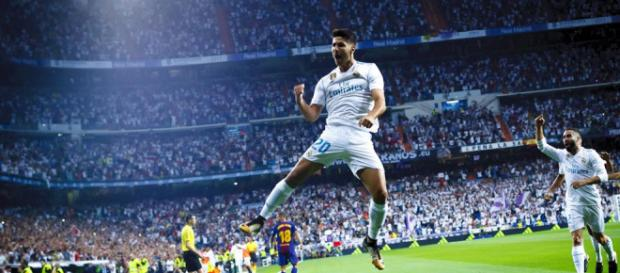 Real Madrid: Marco Asensio, la zurda que limpia ángulos   Marca.com - marca.com