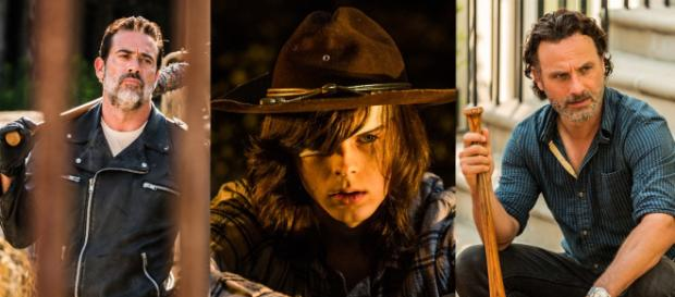 The Walking Dead: Carl and Negan's Relationship Might Make This ... - vanityfair.com