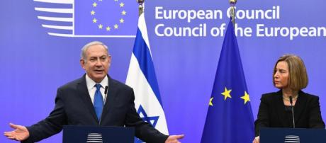 EU to Israel's Netanyahu: No support for Trump's Jerusalem move ... - thenational.ae