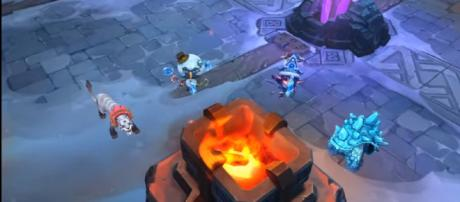 The Spirit of Snowdown | Skins Trailer - League of Legends 2,- Image credit League of Legends | YouTube