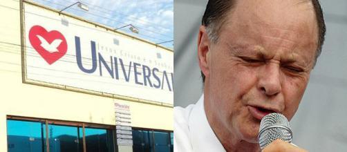 A Igreja Universal negou as acusações e prometeu tomar todas as medidas contra a emissora