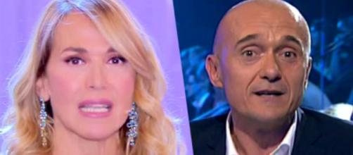 Alfonso Signorini attacca Barbara D'Urso
