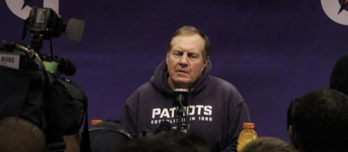 Bill Belichick's Patriots lost to the Miami Dolphins, 27-20 (Image Credit: Jonathan Satriale/WikiCommons)