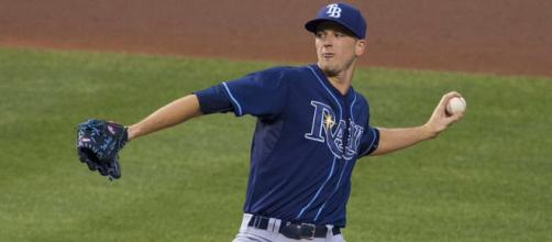 Drew Smyly agreed to a two-year deal with the Cubs. Image Source: Flickr | Keith Allison