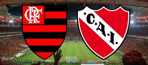 Flamengo x Independiente terá transmissão da Globo, SporTV e Fox Sports (Reprodução)