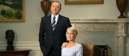 House of Cards : le tournage de la saison 6 reprend, sans Kevin ... - premiere.fr