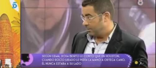 Jorge Javier Vázquez revela uno de sus grandes secretos