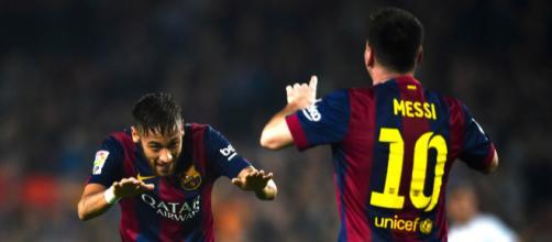 El plan de Messi y Neymar tras el sorteo de Champions