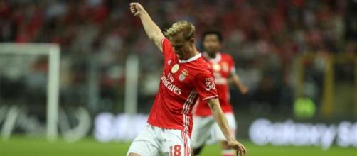 Marcelo Hermes - Jogador do Benfica