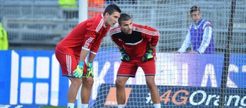 Mathieu Gorgelin devrait être titulaire face à Montpellier (DR).