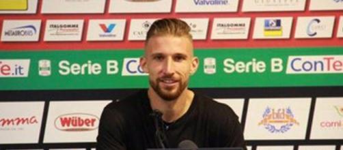 Matteo Rubin, terzino del Foggia Calcio