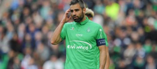Moins performant que les saisons précédentes, le capitaine Loïc Perrin est en train de mesurer la lourdeur de la tâche qui lui incombe. (DR)