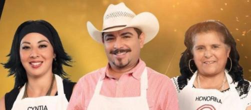 Pastor y Cynthia preparan mandiles para el platillo final en ... - com.mx