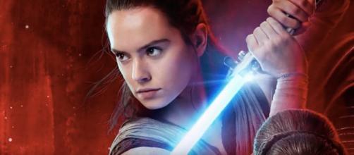 Rey serait-elle trop puissante comparée aux autres personnages?