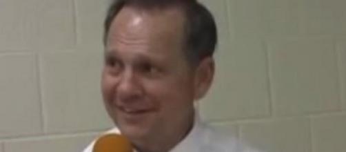Roy Moore [image courtesy BibleWizard wikimedia commons]