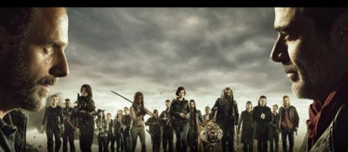The Walking Dead saison 8 : La série est-elle en train de teaser ... - melty.fr